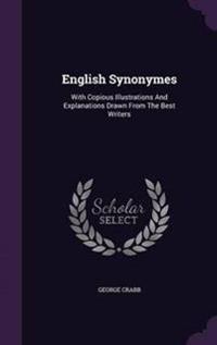 English Synonymes
