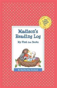 Madison's Reading Log