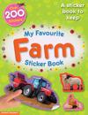 My Favourite Farm Sticker Book: A Sticker Book to Keep, with Over 200 Stickers