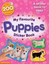 My Favourite Puppies Sticker Book: A Sticker Book to Keep
