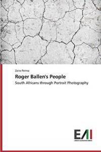 Roger Ballen's People