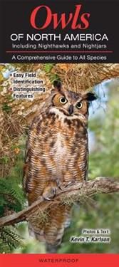 Owls of North American Including Nighthawks and Nightjars: A Comprehensive Guide to All Species