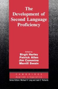 Development of Second Language Proficiency