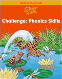 Open Court Reading, Challenge Workbook - Phonics Skills, Grade 1
