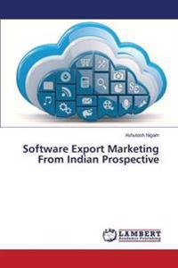 Software Export Marketing from Indian Prospective