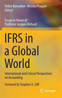 Ifrs in a Global World