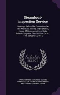 Steamboat-Inspection Service