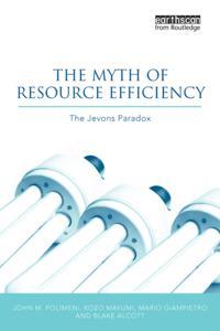 Myth of Resource Efficiency