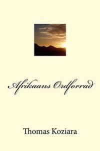 Afrikaans Ordforrad