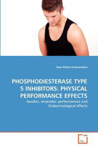 Phosphodiesterase Type 5 Inhibitors