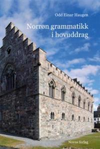 Norrøn grammatikk i hovuddrag