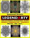 Legendarty Weird and Wonderful Colouring Books - Volume 6. What Do You See?: Legendarty Weird and Wonderful Colouring Books - Volume 6: Mandala Art &