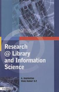 Research @ Library and Information Science: Prof (Dr) G Devarajan Festschrift