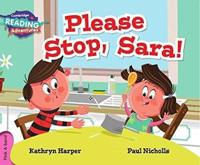 Please Stop, Sara!