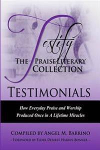 Testify: The Praise Literary Collection: How Everyday Praise and Worship Produced Once in a Lifetime Miracles