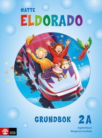 Eldorado matte 2A Grundbok, andra upplagan