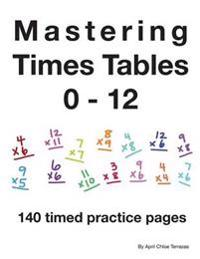 Mastering Times Tables 0 - 12