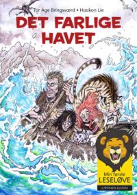 Det farlige havet - Tor Åge Bringsværd | Inprintwriters.org