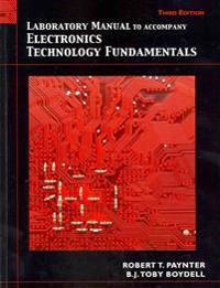 Laboratory Manual for Electronics Technology Fundamentals