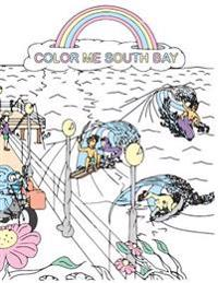 Color Me South Bay: Coloring Book