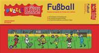 PuzzleLÜK. Fußball: Puzzle-Lernspiele