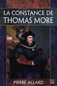 La constance de Thomas More