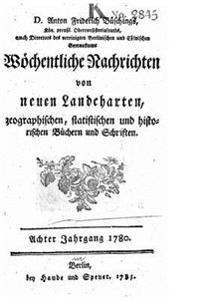 Buschings, Anton Friderich