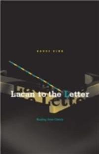 Lacan to the Letter