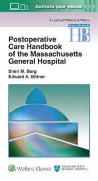 Postoperative Care Handbook of the Massachusetts General Hospital