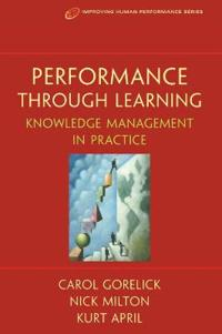 Perfomance Through Learning
