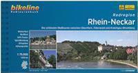Bikeline Radtourenbuch Radregion Rhein-Neckar