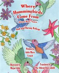 Where Hummingbirds Come from Bilingual Malay English