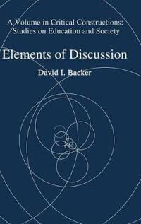 Elements of Discussion