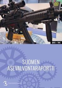Suomen asevalvontaraportti 2015