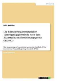 Bilanzierung Immaterieller Vermogensgegenstande Nach Dem Bilanzrechtsmodernisierungsgesetz (Bilmog)