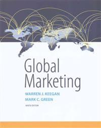 Global Marketing Plus Mylab Marketing with Pearson Etext -- Access Card Package