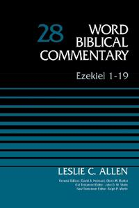 Ezekiel 1-19, Volume 28