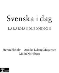 Svenska idag LH 8