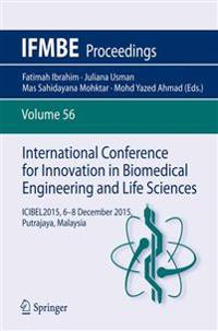 International Conference for Innovation in Biomedical Engineering and Life Sciences