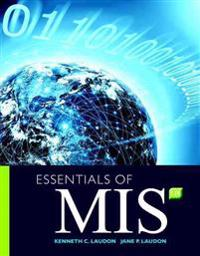 Essentials of MIS Mymislab with Pearson Etext -- Access Card Package