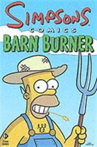 Simpsons Comics Barn Burner