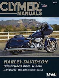Clymer Manuals Harley-Davidson FLH/FLT Touring Series 2010-2013