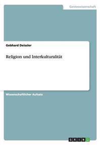 Religion Und Interkulturalitat