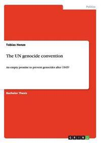 The Un Genocide Convention