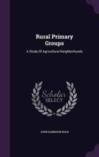 Rural Primary Groups