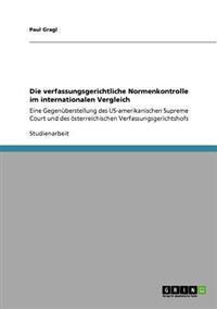 Die Verfassungsgerichtliche Normenkontrolle Im Internationalen Vergleich