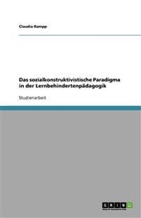 Das Sozialkonstruktivistische Paradigma in Der Lernbehindertenpadagogik