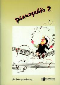 Pianogehör 2 med CD