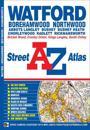Watford A-Z Street Atlas