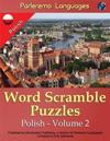 Parleremo Languages Word Scramble Puzzles Polish - Volume 2
